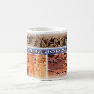 Taza De Café JO Jordania - Petra -