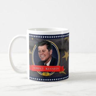 Taza De Café John F. Kennedy