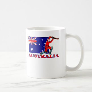 Taza De Café Jugador australiano del grillo