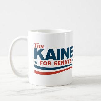 Taza De Café KAINE - Tim Kaine para el senado