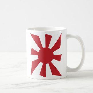 TAZA DE CAFÉ KAMIKAZE (神風)