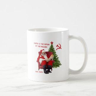 Taza De Café Karl Marx Santa