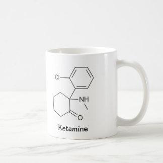 Taza De Café Ketamine y morfina