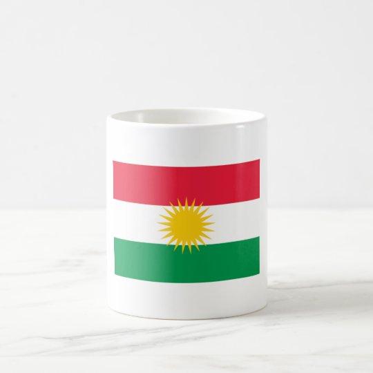 Taza De Café kurdistan_flag