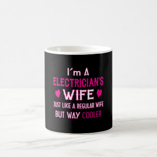 Taza De Café La esposa del electricista
