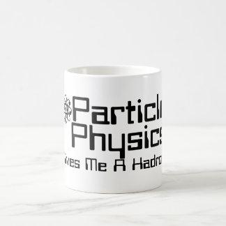 Taza De Café La física de partícula me da un Hadron