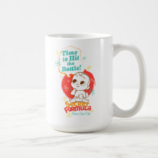 Taza De Café ¡La fórmula secreta del bebé el   de Boss, nunca