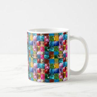 Taza De Café La joya cristalina empiedra el modelo