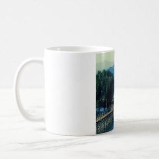 Taza De Café La lona de dios