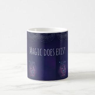 Taza De Café La magia existe tarro de la luciérnaga