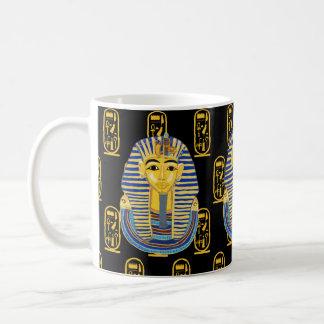 Taza De Café La máscara de Tutankhamun