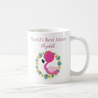 Taza De Café La mejor belleza del flamenco de la mamá de los