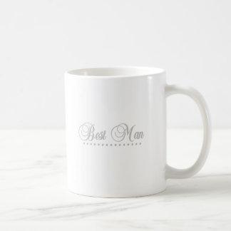 Taza De Café La mejor elegancia del hombre