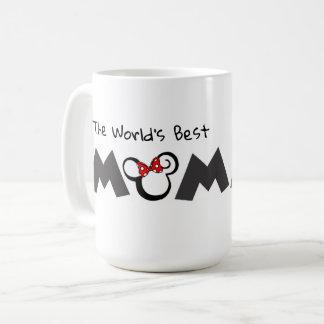 Taza De Café La mejor mamá de los mundos