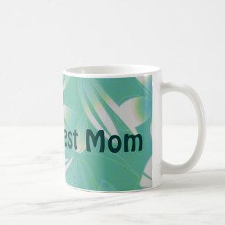 Taza De Café La mejor mamá del mundo