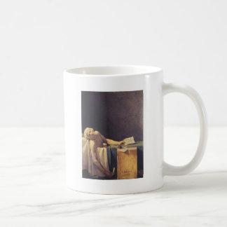 Taza De Café La muerte de Marat