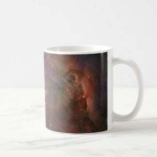 Taza De Café La opinión más aguda de Hubble de la nebulosa de