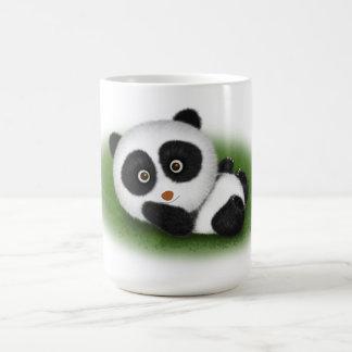 Taza De Café La panda del bebé