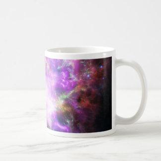Taza De Café La radiografía de Chandra en la nebulosa de