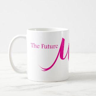 Taza De Café La señora futura Damon