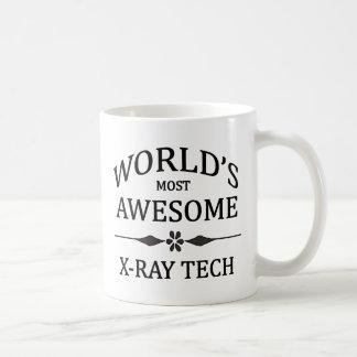 Taza De Café La tecnología más impresionante de la radiografía