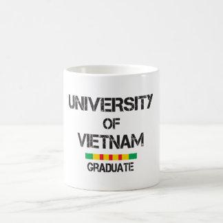 Taza De Café La universidad del graduado de Vietnam apenó 1