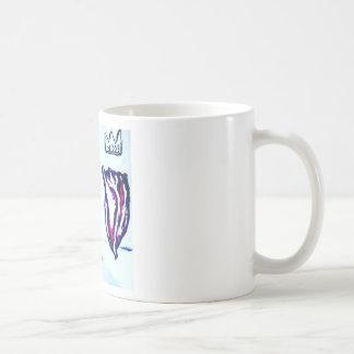 Taza De Café La victoria de un corazón por luminosidad
