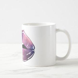 Taza De Café Labios del espacio