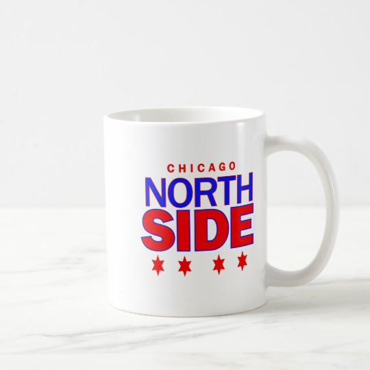 TAZA DE CAFÉ ¡LADO NORTE DE CHICAGO!