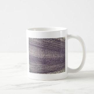 Taza De Café Las células de una haba arraigan (Faba de la