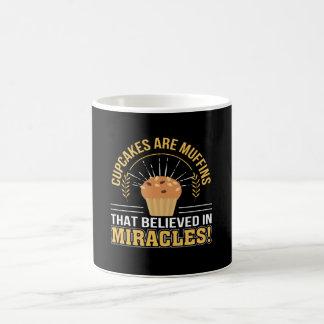 Taza De Café Las magdalenas son milagros creídos los molletes