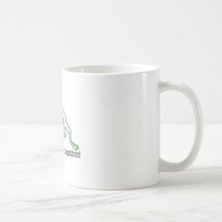 Taza De Café Las ranas lo tienen fácil