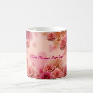 Taza De Café Le amaré siempre