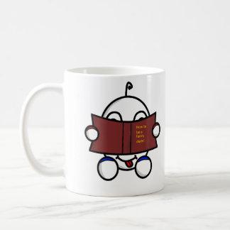 Taza De Café lectura divertida del tipo