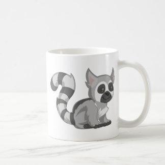 Taza De Café Lemur