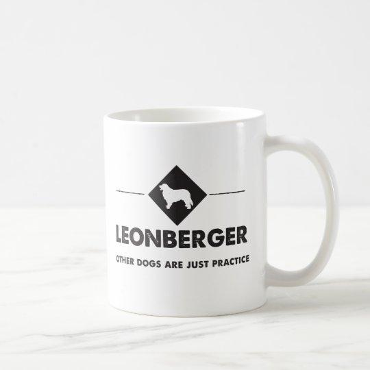 Taza De Café Leonberger - otros perros son práctica