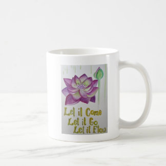 Taza De Café Let it go mug