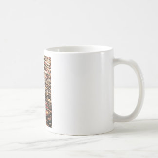 Taza De Café Libros