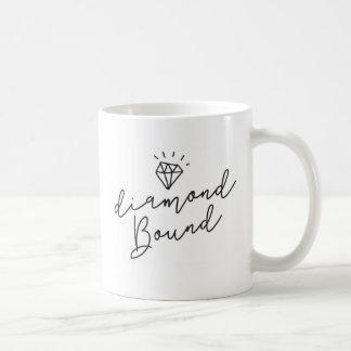 Taza De Café Límite del diamante