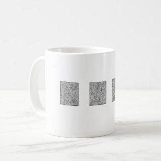 Taza De Café Líneas