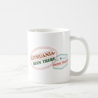 TAZA DE CAFÉ LITUANIA