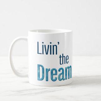 Taza De Café Livin el sueño