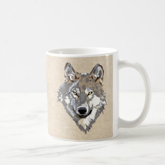 Taza De Café lobo