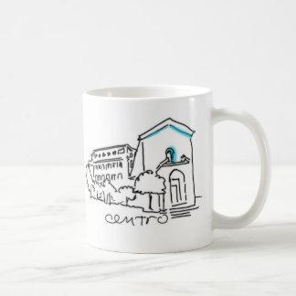 Taza De Café Logotipo 2011 de Centro