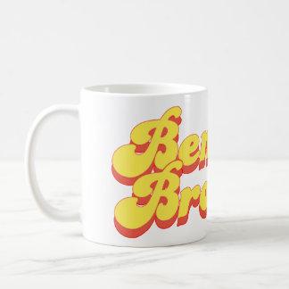 Taza De Café Logotipo de los hermanos de Bembom