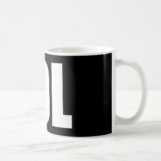 Taza De Café LOL (oscuro)
