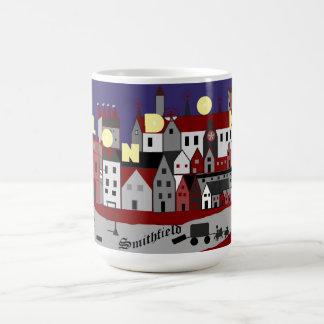 Taza De Café Londres de Shakespeare -- Smithfield