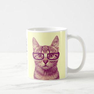 Taza De Café ¡Los amantes del gato son la gente más elegante!