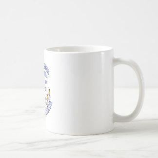 Taza De Café los hombres de los morris son apenas como usted y
