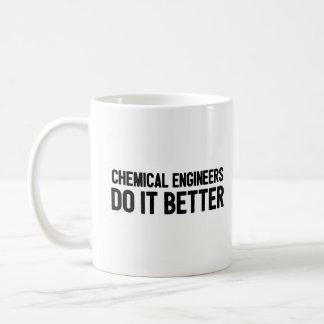 Taza De Café Los ingenieros químicos mejora - la ingeniería